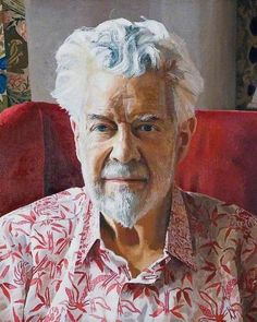 Professor Sir Christopher Zeeman (b.1925), FRS by Peter Douglas Edwards