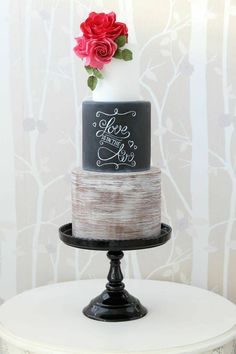 1000 Images About Cake Chalkboard On Pinterest