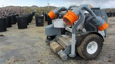 Harvest Automation aids in agricultural robotics. Robots Can...