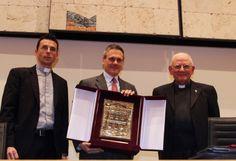 Premio La Fonte 2013 a Fabio De Longhi