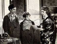 """Franco Interlenghi, Rinaldo Smordoni e Maria Campi in """"Sciuscià"""""""