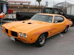1970 Pontiac GTO <3