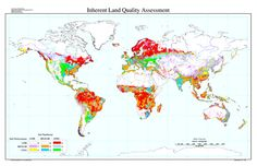 Inherent Land Quality Map