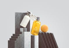 Molton Brown: Build The Tension on Behance