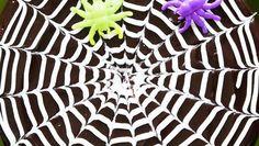 Spiderweb Cake-1
