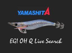 Yamashita EGI OH Q Warm Jacket LIVE #2.5D DEEP Squid Jig RROF