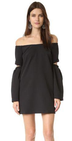 re:named Off Shoulder Dress | SHOPBOP