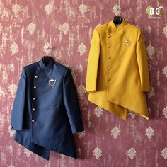 New Party Clothes Men Blazers 30 Ideas Boys Party Wear, Kids Party Wear Dresses, Kids Wear Boys, Wedding Dresses For Kids, Party Clothes, Mens Indian Wear, Mens Ethnic Wear, Ethnic Wear For Boys, Boys Kurta Design