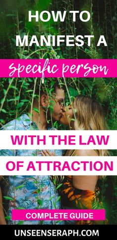 Manifest a specific person with the law of attraction! This guide has everything you need to manifest a specific person with Neville Goddard techniques! Law Of Attraction Meditation, Manifestation Law Of Attraction, Law Of Attraction Tips, Dream Marriage, Love And Marriage, Visualization Meditation, Love Spell That Work, Neville Goddard, Controversial Topics