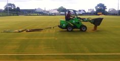 Sand Filled Astroturf Maintenance in Inverclyde #Sand #Filled...