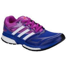 adidas womens response boost techfit running shoes us purple want to know more