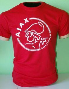 AFC-Ajax-Amsterdam-Football-Club-Soccer-T-Shirt