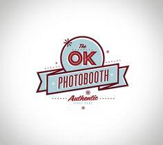 THE OK PHOTOBOOTH #logo