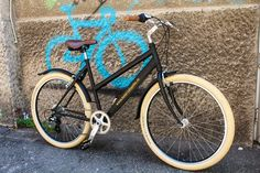 Cool black bicycle made for the tourists that want to visit Bucharest. Bucharest, Mtb, Trekking, Cool Stuff, Black, Black People, Hiking, Mountain Biking