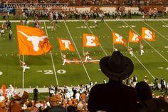 Texas Longhorn Flags http://centextickets.com/