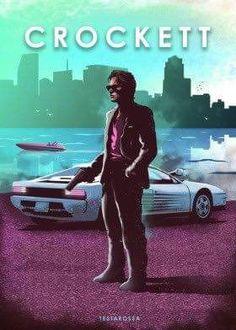 Crockett, Miami Vice