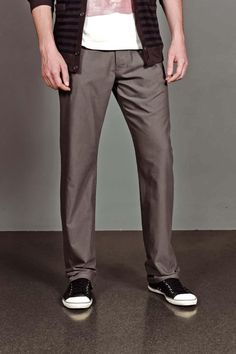 John Varvatos Trouser w. Suspender