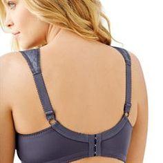6cf03118edfa9 Playtex® 18 Hour® Original Comfort Strap® Wirefree Bra (4693) in Plum