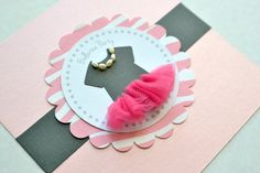 Hey, I found this really awesome Etsy listing at https://www.etsy.com/listing/185694018/pink-and-grey-ballerina-tutu