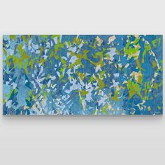 Marine News 152 x 76cm – George Hall Art Office Art, Office Decor, Marine News, Colorful Artwork, Kids Room Art, Bedroom Art, Australian Artists, Mixed Media Canvas, Top Artists