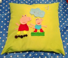 Peppa the pig craft party!
