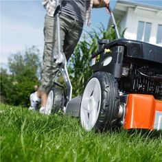 Mowers For Grass All our lawn mowers are efficient and provide excellent ergonomics. So whether you choose a model with a single or variable transmission you can expect a reliable performance for your needs. Mowers For Grass Your Husqvarna lawn mower will prevent you from getting unnecessary…
