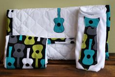 B is for Boy!: Baby Shower Gift {Rock Star Style}