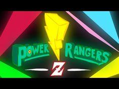 Gros délire sur ce qu'aurait pu être Power Ranger avec nos saiyans multicolor de…