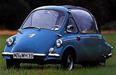 Heinkel Kabine    Germany 1956-1958