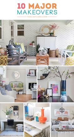 10 Major Interior Design Makeovers | The Blissful Bee