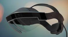 META 2 – THE FUTURE OF AUGMENTED REALITY  #Augmented_Reality #future_glasses #Future_of_Augmented_Reality #meta_2 #technology