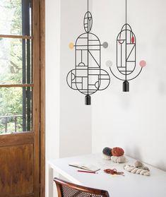 Минималистичные подвесные светильники