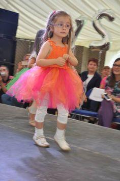 Karen's flower fairy dress!