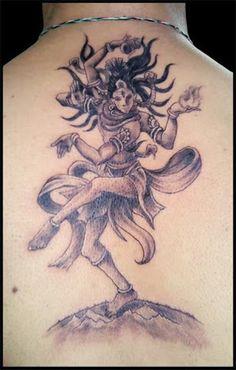 Resultado de imagem para dancing shiva tattoo