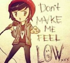 OMG this is like the cutest drawing of Kellin ever :)