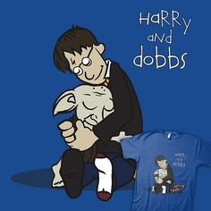 Calvin and Hobbs or Harry and Dobbs?