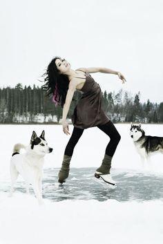 Laura Lepisto. Random skating photos