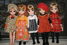 """All of My """"Love Me Linda"""" Dolls 