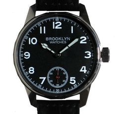 Williamsburgh 6. Brooklyn watches hand built by David Sokosh for about 600.US, he will build one for you