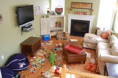 We think you'll relate -- 7 Most Dreaded Mom Tasks Around the House