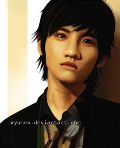 Changmin by xyumex on DeviantArt