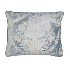Almeida Blue Cushion