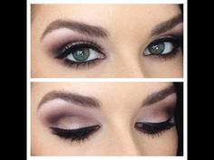 ▶ Day to Night Look with Urban Decay's Naked 3 Palette - YouTube