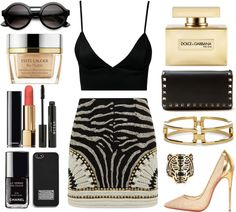Vegas Nights - http://fashionilluminati.com/what-to-wear-in-las-vegas-nightclub/