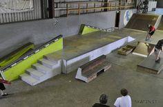 Slam Factory Indoor Skatepark (Central Coast, NSW Australia) #skatepark #skate #skateboarding #skatinit #skateparkreview