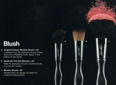 Blush Makeup Brushes