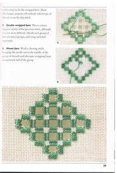 Gallery.ru / Фото #58 - Donatella Ciotti - Hardanger Embroidery - CrossStich