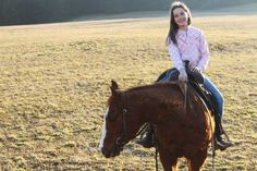 Trail Riding at North Orava Cutting Horses :)