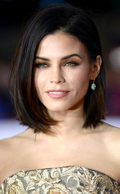 How to Style the Trendiest Celeb Haircut Around Jenna Dewan-Tatum. Maybe one day when I'm brave enough!