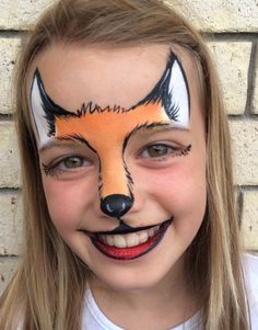 Fox Mask.